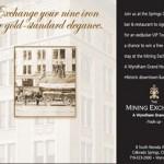 Mining Exchange Hotel Case Study
